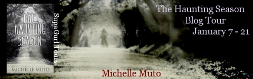 Promo Post: The Haunting Season by Michelle Muto