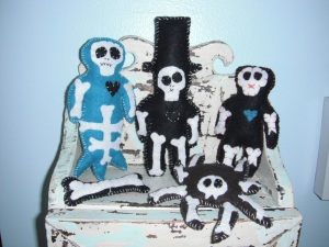 Skellies-TheMonster-Collection