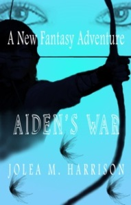 Aiden's War working cover
